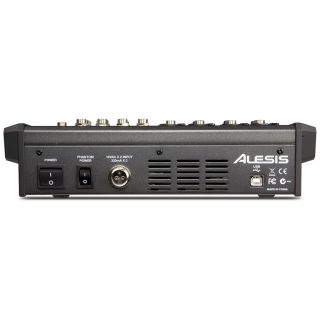 2-ALESIS MULTIMIX 8USB FX -