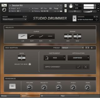 2-NATIVE INSTRUMENTS STUDIO