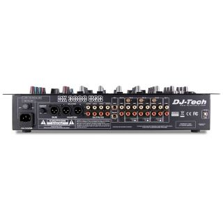 2-DJ TECH DX3000USB - MIXER