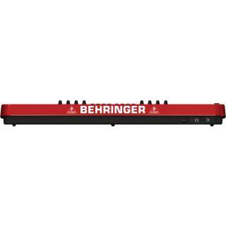 behringer umx490 rear