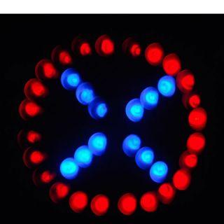 2-TRONIOS TITAN DMX LED DRU