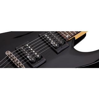 2-SGR BY SCHECTER C-1-BLK -