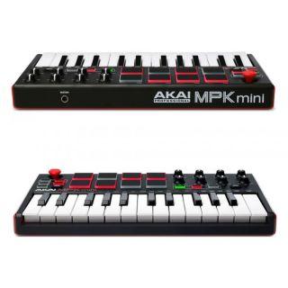 2-AKAI MPK MINI MK2 - CONTR