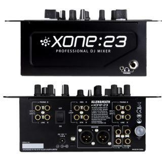 2-ALLEN & HEATH XONE 23 - M