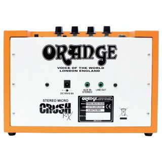 2-ORANGE MICRO CRUSH Pix CR