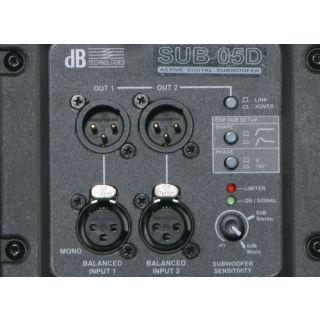 2-DB TECHNOLOGIES SUB 05D -