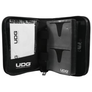 2-UDG CD WALLET 100 Black -