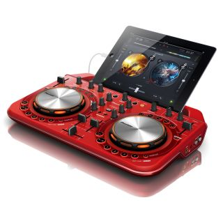 2-PIONEER DDJ WeGO2 Red