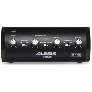 2-ALESIS IO HUB INTERFACCIA