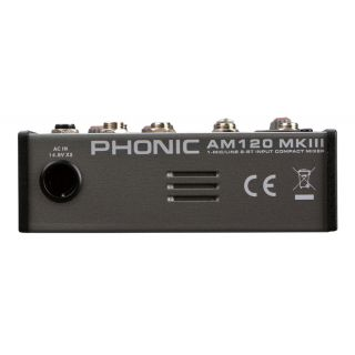 2-PHONIC AM120 MKIII + Micr