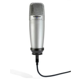 2-SAMSON C01U Recording Pod