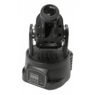 2-FLASH MOVING HEAD LED 15W