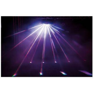2-SHOWTEC XB-DERBY LED DMX