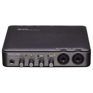 2-TASCAM US200 - INTERFACCI