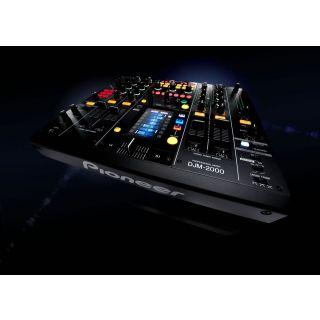 2-PIONEER DJM-2000 - MIXER