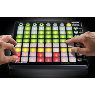 2-NOVATION Launchpad - CONT