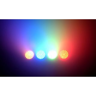 2-CHAUVET DJ BANK - ILLUMIN