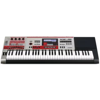 2-CASIO XW-G1 Groove Synthe