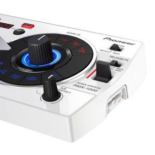 2-PIONEER RMX1000 W White -
