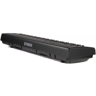 2-YAMAHA P95 Black - PIANOF
