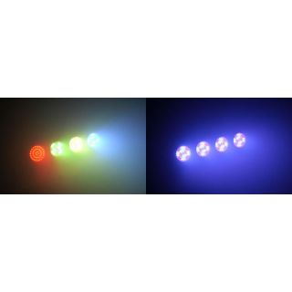 2-CHAUVET LED BANK4 - Quadr