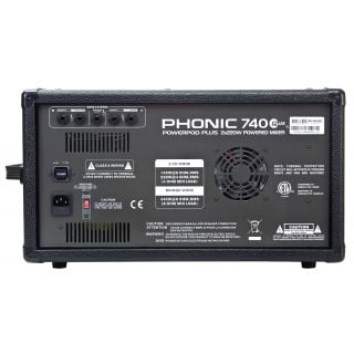 2-PHONIC POWERPOD 740 PLUS
