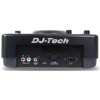 2-DJ TECH ISCRATCH 90 - LET
