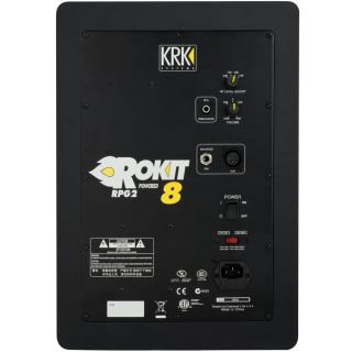 2-KRK RP8 G2 Rokit Powered