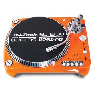 2-DJ TECH SL1300 MK6USB OR