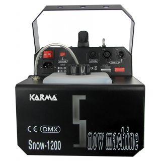 2-KARMA SNOW 1200DMX - MACC