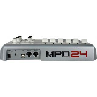 2-AKAI MPD24 - MIDI CONTROL