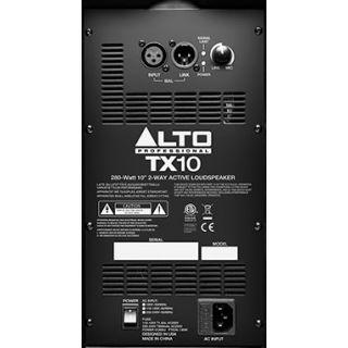 2-ALTO PROFESSIONAL TX10 -