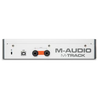 2-M-AUDIO M-Track MKII - IN