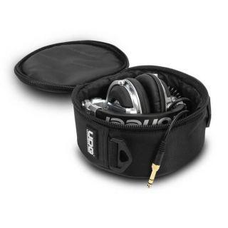 2-UDG HEADPHONE BAG BLACK -