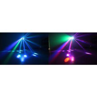 2-KARMA DJ LED225 - EFFETTO