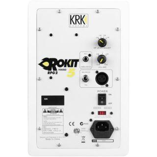 2-KRK RP5 G2 SE White Rokit