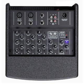 2-SR TECHNOLOGY JAM 100 Woo