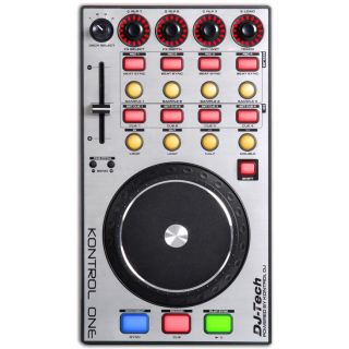 2-DJ TECH KIT ONE [MIXER ON