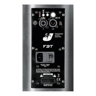 2-FBT J5A Black + adattator