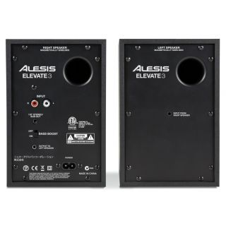 2-ALESIS ELEVATE 3 Monitor