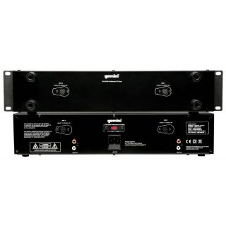2-GEMINI CDX2400 - B-Stock