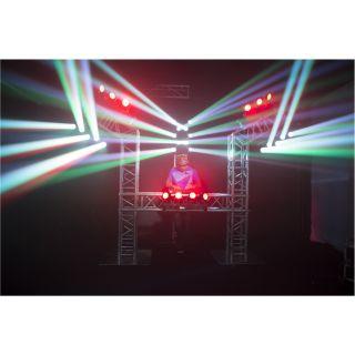 2-CHAUVET DJ INTIMIDATOR WA