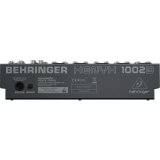 2-BEHRINGER XENYX 1002B - M