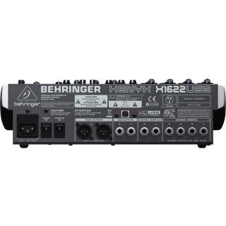2-BEHRINGER XENYX X1622USB