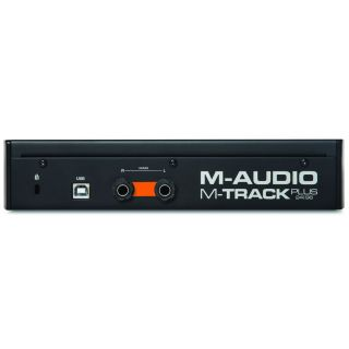 2-M-AUDIO M-Track Plus MKII