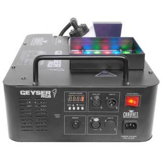 2-CHAUVET DJ GEYSER RGB - M