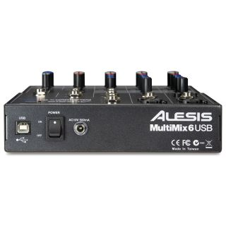 2-ALESIS MULTIMIX 6USB - MI