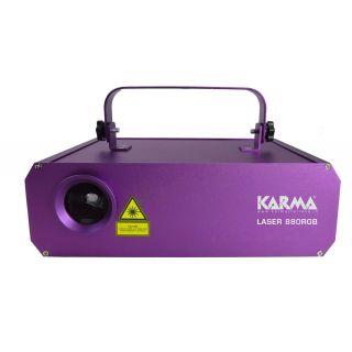 2-KARMA LASER 880RGB - LASE