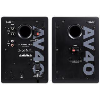 2-M-AUDIO STUDIOPHILE AV40