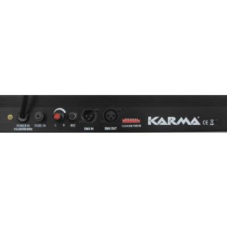 2-KARMA DJ LED205S - BARRA